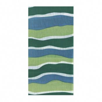 A-Magic 台製頭巾-綠波盪漾(TC019)