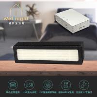 Wellnight 威奈 超潔紫外線空氣清淨機專用全效濾網 (UV-123)