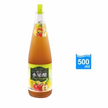 【崇德發】綜合水果醋500ml x 1瓶