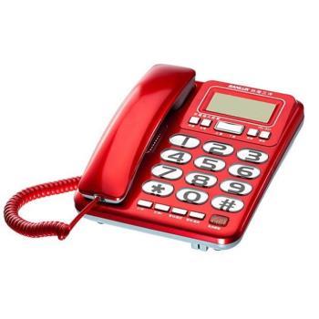 SANLUX台灣三洋 來電顯示有線電話機 TEL-857