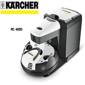 德國 凱馳 KARCHER 智慧集塵掃地機器人 RC4000