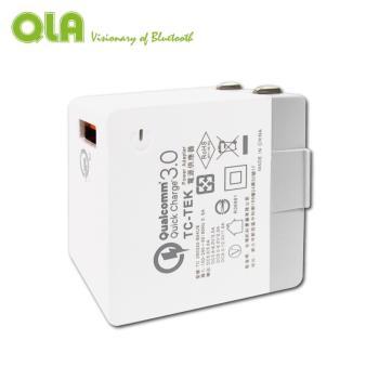 QLA P310 QC3.0 快充充電器