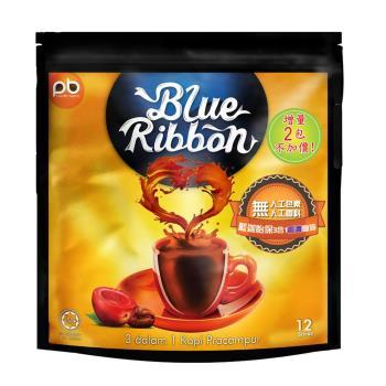 藍迦 怡保白咖啡3合1-香濃12入 x3袋