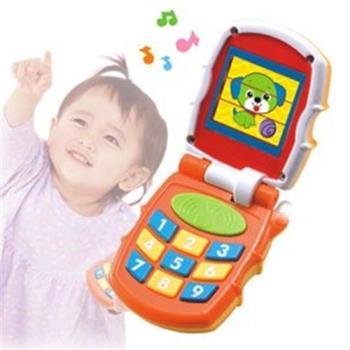 【funKids】幼兒仿真手機音樂玩具
