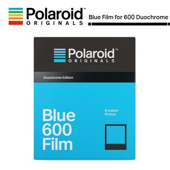 Polaroid Blue Film for 600 Duochrome 藍色底片(黑框4693)/2盒