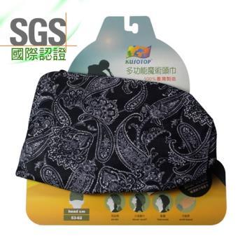 KUSOTOP多功能百變魔術頭巾 HW150