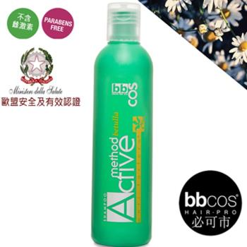 義大利BBCOS 必可市 極效頭皮屑洗髮精 250 ml.