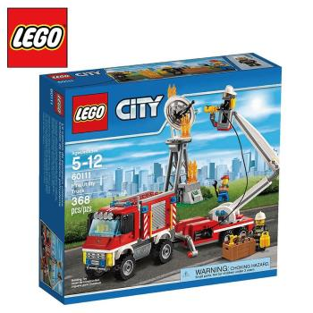 樂高【LEGO】L60111City系列-重型消防車