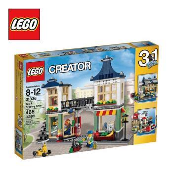 樂高【LEGO】L31036CREATOR系列-玩具和雜貨店