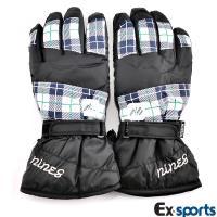 Ex-sports 防水保暖手套 超輕量多功能(男款-7352)