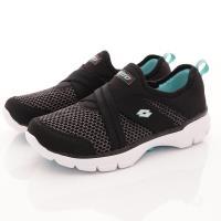 Lotto樂得-EASYWEAR 樂活輕跑鞋-WR5880黑(女段)