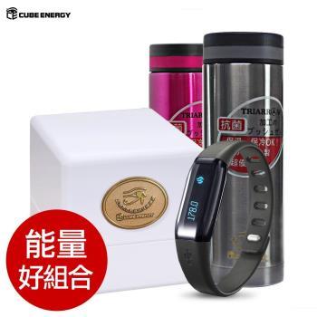 和泰健康-好好睡活力方助眠機(含能量杯再贈藍芽心率智慧手錶)