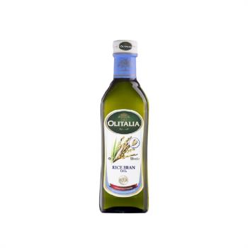 Olitalia奧利塔 玄米油500ml x12罐