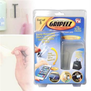 【OUTBOUND】GRIPEEZ美國熱賣止滑萬能貼/強力無痕矽膠