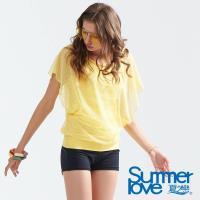 夏之戀SUMMERLOVE 大女長版兩件式泳衣s18714
