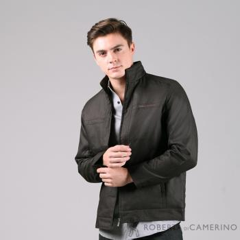 ROBERTA諾貝達 超值嚴選 保暖厚舖棉夾克外套ROD77-89暗褐