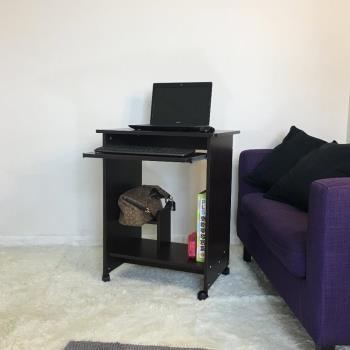 第二代小空間電腦桌/多功能電腦桌/附置物架電腦桌
