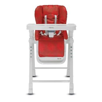 GUSTO 豪華型高腳餐椅-紅