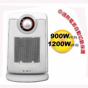 新格浴室暖房兩用電暖器SHT-1209P