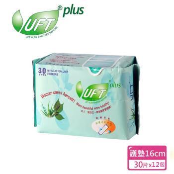 UFT 蘆薈草本衛生護墊30片x12包