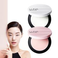 韓國LUNA HD柔焦高光感蜜粉餅(珍珠白)7g (粉盒X1+粉蕊7gX1+粉撲X2)