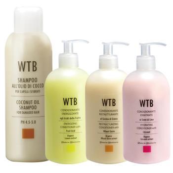 昂賽芙 椰果控油洗髮精1000ml+有機潤髮乳500mlx3﹝亞麻籽+果酸+小麥﹞