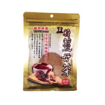 自然原素黑糖薑母茶(240G)x10包/組