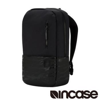 【INCASE】Compass Backpack 15吋 輕巧膠囊筆電後背包 (迷彩黑)