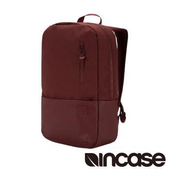 【Incase】Compass Backpack 15吋 輕巧膠囊筆電後背包 (酒紅)
