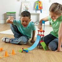 美國Learning Resources教學資源 - 滑板公園建築師