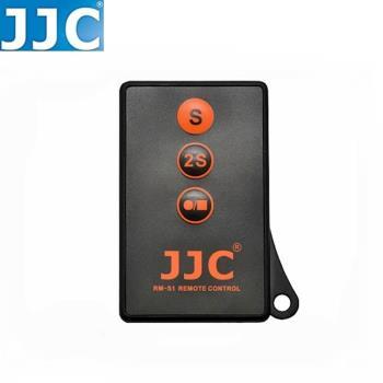 JJC副廠Sony索尼紅外線遙控器RM-S1相容RMT-DSLR2適a6500 a6300 a9 a7 II  III a7r a7s  99 a77
