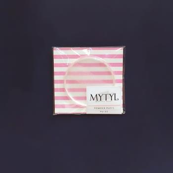 【Mytyl】-Q彈透明粉撲