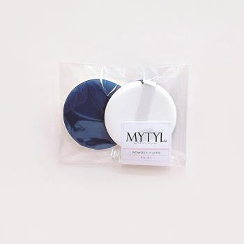 【Mytyl】彩妝刷具柔軟拍拍氣墊粉撲/2包(4入)