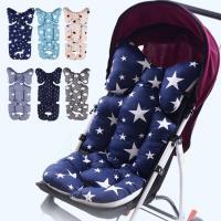 嬰兒推車坐墊J Ber汽車安全座椅加厚透氣保護墊