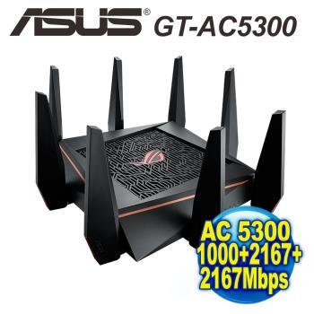 ASUS華碩 GT-AC5300 電競專用三頻分享路由器