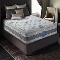 NINO1881伯爵乳膠獨立筒床墊-雙人