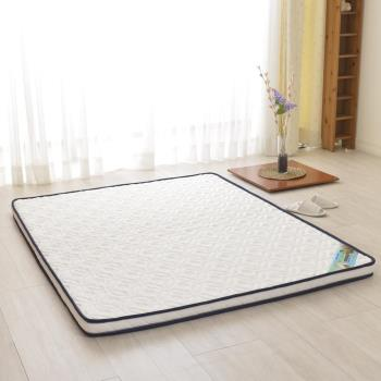 LooCa頂規舒眠乳膠釋壓床墊-單