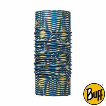 BUFF 青黃萬花筒 COOLMAX抗UV頭巾