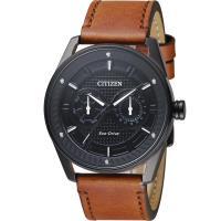 星辰 CITIZEN GENTS系列勁能驅動時尚腕錶  BU4028-18E