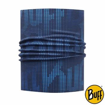 BUFF 海軍藍紋 FASTWICK極速排汗頭盔巾