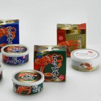 韓國直輸蟹膏90gx1罐;二種口味任選(蟹膏原味、蟹膏辣味)
