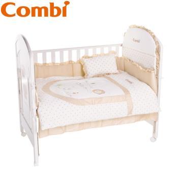 日本Combi 有機棉七件式寢具組