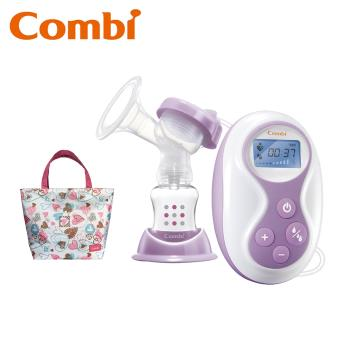 日本Combi 自然吸韻單邊電動吸乳器