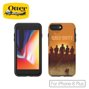 OtterBox iPhone 7+/8+ Call of Duty 決戰時刻限定版保護殼