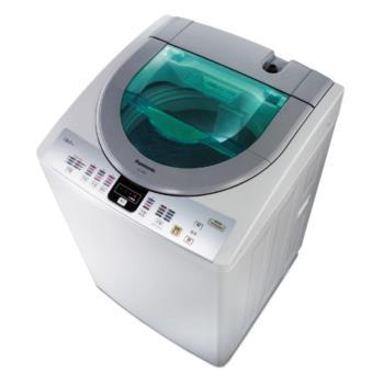 送強化盤★Panasonic國際牌13公斤泡沫洗淨洗衣機(淡瓷灰)NA-130VT-H