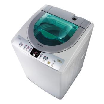 【買就送餐盤三入組】Panasonic國際牌 14公斤泡沫洗淨洗衣機(淡瓷灰)NA-158VT-H