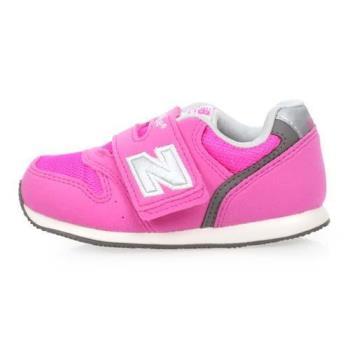NEWBALANCE 996系列 女兒童運動鞋-W-魔鬼氈 童鞋 NB 桃紅銀
