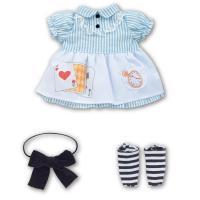 【 Disney 迪士尼 】知育娃娃系列 - 愛麗絲外出服