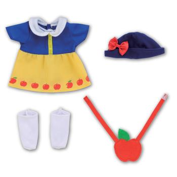 【 Disney 迪士尼 】知育娃娃系列 - 白雪公主幼兒園制服