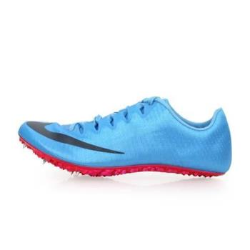 NIKE ZOOM SUPERFLY ELITE 男女田徑釘鞋-短距離 水藍灰